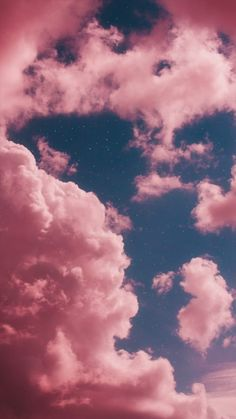 Clouds Wallpaper Iphone, Night Sky Wallpaper, Cloud Wallpaper, Phone Screen Wallpaper, Cute Wallpaper Backgrounds, Galaxy Wallpaper, Aesthetic Iphone Wallpaper, Aesthetic Wallpapers, Blue Wallpapers