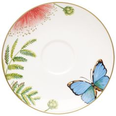 Customers Who Bought This Item Also Bought China Painting, Ceramic Painting, Buffet Plate, Glaze Paint, Painted Plates, Villeroy, Butterfly Wings, African Art, Ceramic Pottery