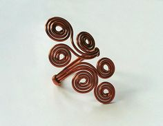 How to Make Rings Wire Jewelry Tutorial