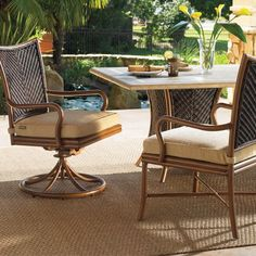 Tommy Bahama Dining Room Set