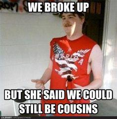 Redneck cousins meme