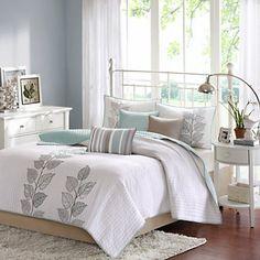 Madison Park Rochelle 6-pc. Coverlet Set for master bedroom at Kohls
