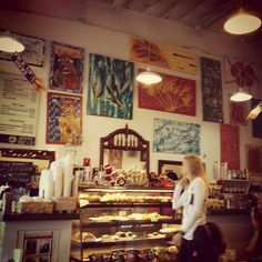 Maui Coffee Roasters. How they do it in Hawaii. I love the artwork