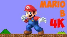 Mario в 4k или Извращения с большой диоганалью