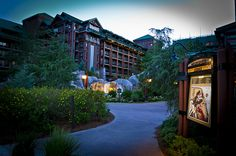 Wilderness Lodge, Disneyworld
