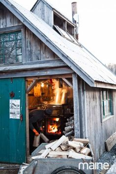 Maple Love: On the Sugarhouse Circuit
