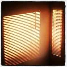Streaming in... Sun Blinds, Golden Hour, In This Moment, Curtains, Wallpaper, Photography, Home Decor, Aesthetic Art, Pictures