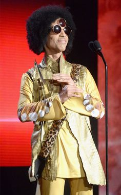 The Loss of A Legend from Prince: A Life in Pictures  After news of Prince's tragic death broke, celebrities around the world took to Twitter to mourn the great star.