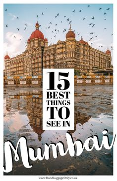 May 2019 - Imagine the hive that is a global city like, London, then times it by That's what Mumbai is like. Filled to the brim with incredible culture, historic buildings and the most amazing food, there is Mumbai City, In Mumbai, Hampi, India Travel Guide, Asia Travel, Travel Nepal, Rishikesh, Taj Mahal, Himalayan