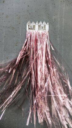 Lametta Faces Tassel Necklace, Tulle, Shopping, Fashion, Drawing Rooms, Moda, La Mode, Tutu, Fasion