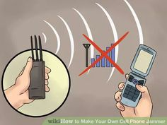 Drone Homemade : Image titled Make Your Own Cell Phone Jammer Step 2 Diy Electronics, Electronics Projects, Make Your Own, Make It Yourself, How To Make, Lampe Retro, Diy Tech, Spy Gadgets, Ham Radio