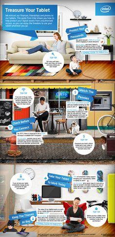 Las tablets son una joya #infografia #infographic