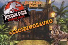Jurassic Park operation genesis ITA - #ESCIDINOSAURO
