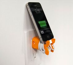 Goldie CableKeep cable organizer for Apple iPhone charger – Nice - I love these things!