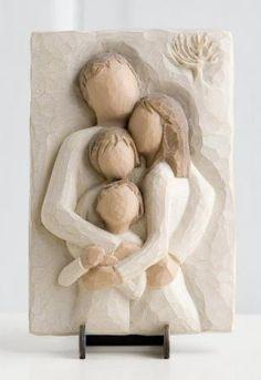 Willow Tree Family Plaque