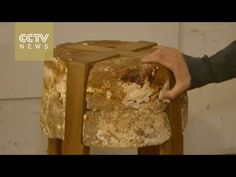Eco-friendly innovation: Startup creates building material from fungus - YouTube