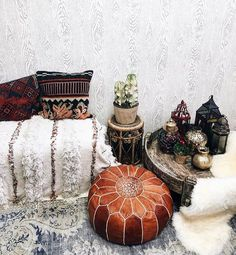 18 Moroccan Style Home Decoration Ideas #MoroccanDecor