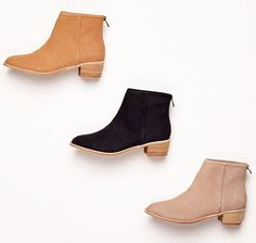 These super soft leather @kristincavallari Maddox booties are our new addiction.