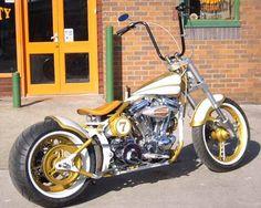 Fat Tracker - Custom Project Bikes - Thundercity Motor Cycles Custom Motorcycles, Custom Bikes, Hot Bikes, Bobbers, Choppers, Car Insurance, Classic Cars, Fat, Sweets