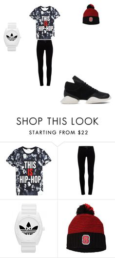 """""""be fresh"""" by jc-and-k-dot23 ❤ liked on Polyvore featuring J Brand and adidas"""