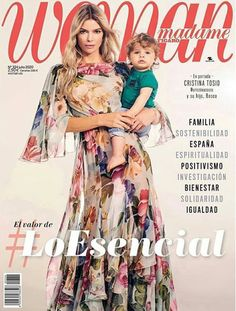 Laura Bailey, Vestidos Dolce Gabbana, Hacks Ikea, Ideas Para Organizar, Pretty Baby, Cover Photos, Spain, Fancy, Magazine