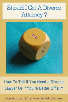 11 best finding a divorce attorney images on pinterest divorce how to tell if you need a divorce attorney or if youre better off divorce attorneydivorce lawyersdiy divorceconfusedminnesota solutioingenieria Choice Image