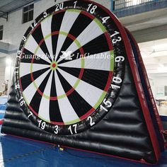 Inflatable #Football #Shooting #Darts #Board For #Sport,Giant #Inflatable #Soccer #Darts