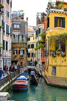Venice Bucket List