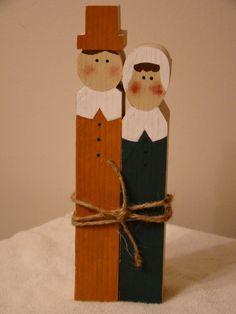 A~F Creations: Pilgrim People