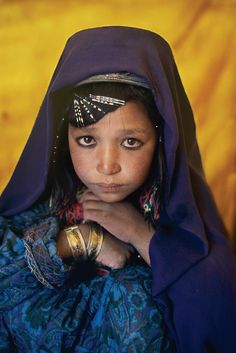 Afghanistan, Steve McCurry