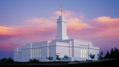 Ciudad Juárez Mexico Temple. #LDS #Mormon