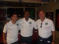 The coaching staff. (Credit: Marlene Amaya-Vazquez)