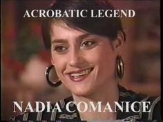 Nadia Comaneci - - 2006 W. Nadia Comaneci, Artistic Gymnastics, Way Of Life, Romania, Hero, Entertainment, Sport, Friends, Youtube