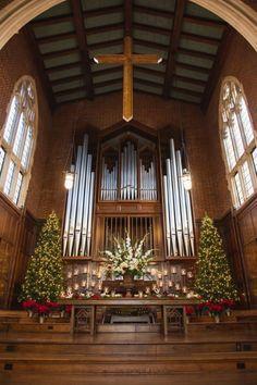 <b>Scarritt</b> <b>Bennett</b> <b>Christmas</b> Wedding, photo by Joe Hendricks