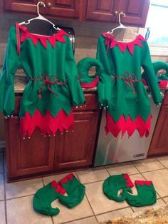diy christmas costumes - Buscar con Google