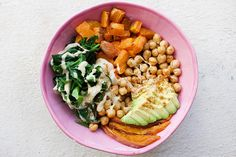 Jessica Sepel shares three of her favourite nutritious veggie bowls. They're perfect for lunch or dinner and will give you energy to get through the day.