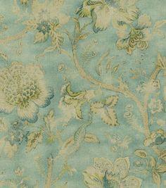 Home Decor Print Fabric-Braemore Odessa Mist