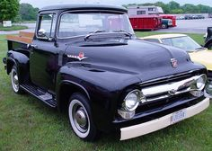 My future other Ford Pickup Truck. 1956 Ford Truck, Old Ford Trucks, Old Pickup Trucks, Lifted Chevy Trucks, Ford 56, 1954 Ford, American Pickup Trucks, Heavy Truck, Classic Trucks