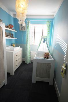 kleine babykamer inrichten | huis * slaapkamer/babykamer jongens, Deco ideeën