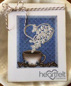 I Love You A Latte coffee talk card by Emily Niehaus
