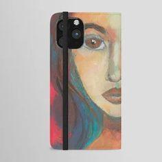 Lisa iPhone Wallet Case