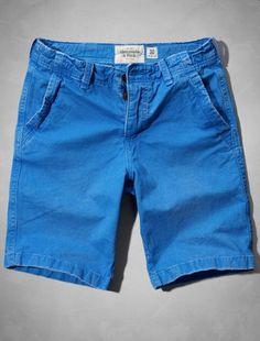 Abercrombie Classic Fit Shorts