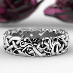 Midi Weave Chain .925 Sterling Silver Interwoven Criss Cross Toe Ring Band