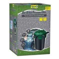 Tetra Pressurized Garden/Koi Pond Bio-Filter 2500