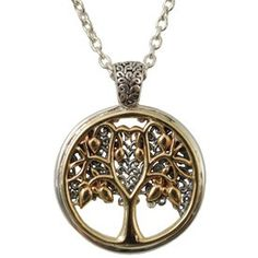 The Jewish Museum Small Tree of Life Necklace Product - The Jewish Museum Shops