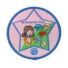 Guide Interpreter Badge - 2013 onwards