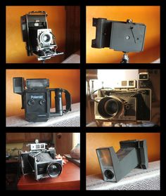 Some of my special Instant cameras.