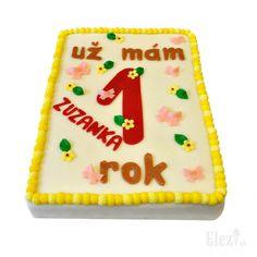 Zuznkina obdlžníková narodeninová- detská torta od Elezi Bratislava. Vvyrobená na žiadosť zákazníka. Plnka, zdobenie, veľkosť a farby sú na výber bez obmedzení. Snažíme sa vždy vyhovieť vašim požiadavkam. Torty a zákusky sú vodné aj pre deti, sú proste bez chémie. #poctivepecenie #zmrzlinaelezi #cajovepecivo #zakusky #torty #slanepecivo #bratislava #cukrarenelezi https://www.facebook.com/cukrarenelezi/ https://www.youtube.com/channel/UCXtc8muxfx9Rh--PrqXKXMQ…