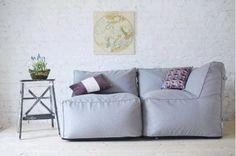 Диваны бескаркасные это отличные предметы интерьера для гостинной или спальни больше информации на нашем сайте Art-Puf #мебель #кресла #интерьер #диван #гостинная #спальня #ремонт