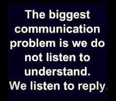 The Biggest Communication...